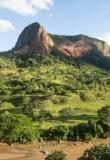 Vue de l'Oriente à proximité de Samaipata