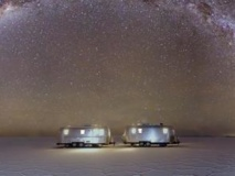 Camper Salar d'Uyuni